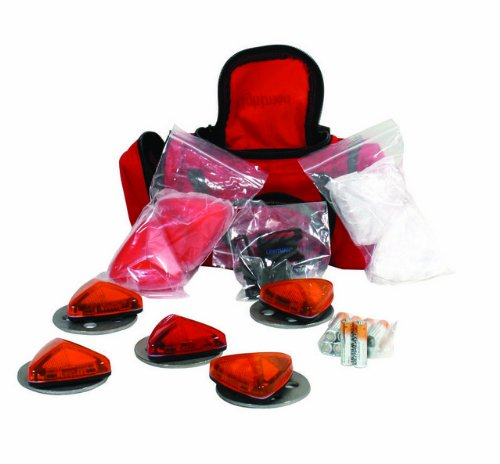 Landing Zone/Scene Safety Kit (LZ Kit), for helicopters t...