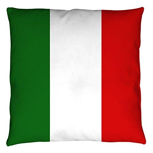 Italian Flag International Flags World Nations Throw Pillow (Italian Flag Throw compare prices)