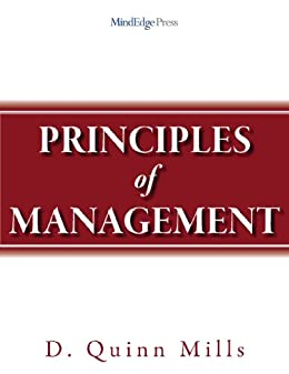 principles of management q a Management is as a factor of production along with machines, materials, and money management in all business and organizational activities is the act of getting people together to accomplish desired goals and objectives using available resources efficiently and effectively.