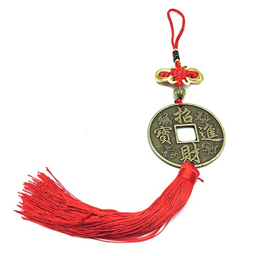 better us Chinese Feng Shui Lucky Coins for Wealth and Success (Style 5)
