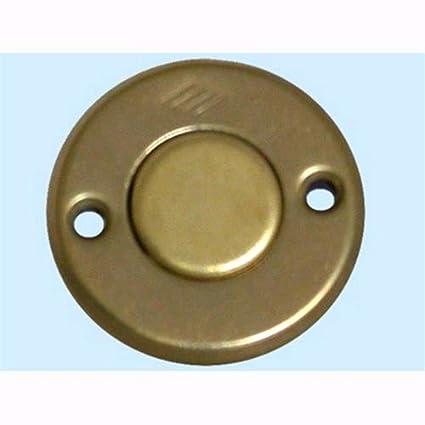 Cisa 06110.00.0 - Boton pulsador cerraduras electricas de embutir