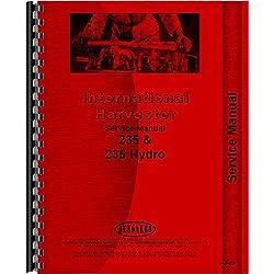 Case-IH 235 Tractor Service Manual