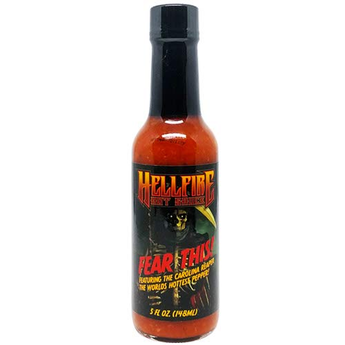 - Hellfire's Fear This! Hot Sauce