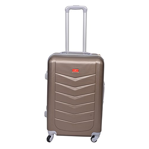 PRAGEE Exclusive Stylish 24 INCHES Check in Luggage Trolley Bag