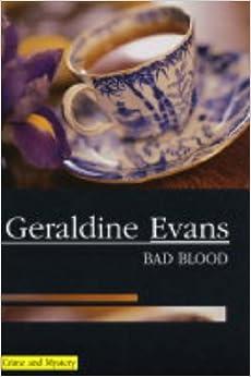 Bad Blood (Rafferty and Llewellyn Mysteries)