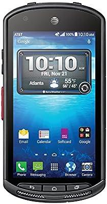 Amazon com: Kyocera DuraForce, Black 16GB (AT&T): Cell
