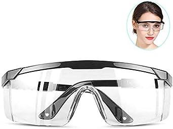 Gafas de seguridad, Gafas de protección integrales, gafas de laboratorio, protección contra salpicaduras e impactos