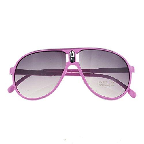 Naladoo Children Kids Aviator Pilot Trendy Sunglasses for Boys Girls UV400 CE Certified