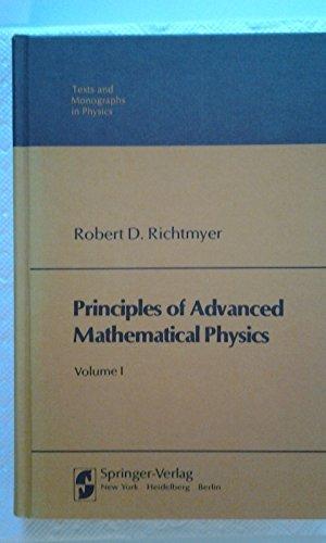 Principles of Advanced Mathematical Physics, Vol. 1 (Physics Mathematical Advanced)