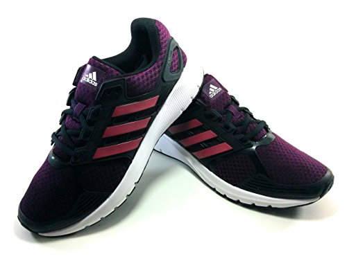adidas Duramo 8 - Zapatillas de Entrenamiento Mujer Rojo (Red Night/ruby Metallic/core Black)