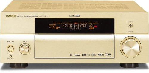 ヤマハ DSP-AX2600(N) DSP AVアンプ 7.1ch ゴールド   B000CS3YJ4
