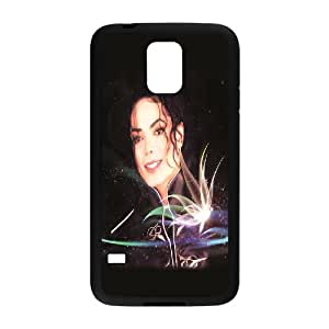 High Quality Phone Back Case Pattern Design 5Dancer Michael Jackson Series- For Samsung Galaxy S5