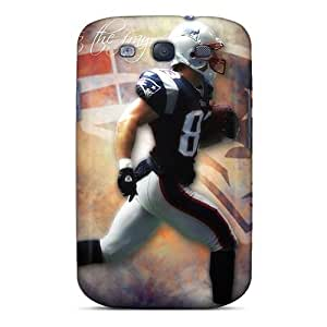 CMG44EXcx Case Cover, Fashionable Galaxy S3 Case - New England Patriots
