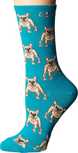 Socksmith Women's Frenchie Lagoon One -