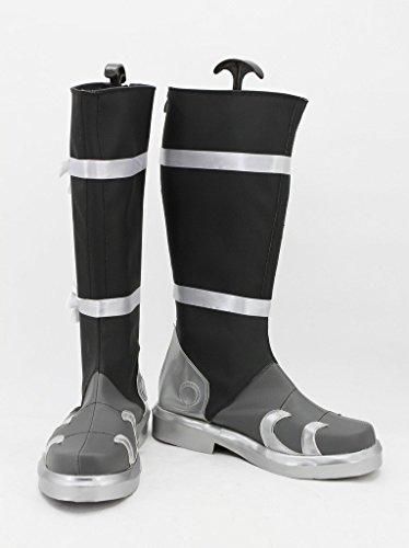 Kabaneri Van De Ijzeren Vesting Kurusu Cosplay Schoenen Laarzen Op Maat Gemaakt