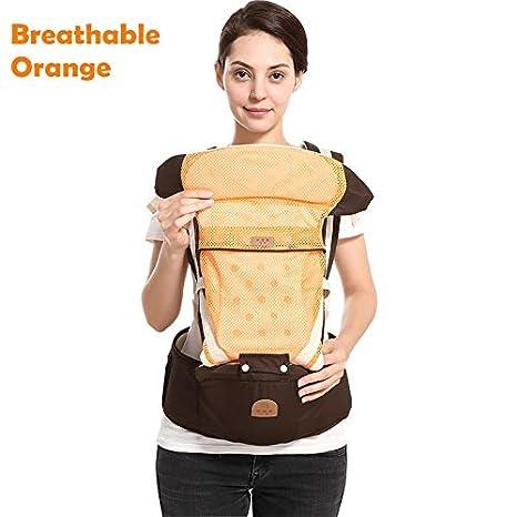 Mother & Kids Comfortable Breathable Baby Carrier Sling Cotton Hipseat Nursing Cover Infant Sling Soft Natural Wrap Ergonomic Carrier Backpack Large Assortment Activity & Gear