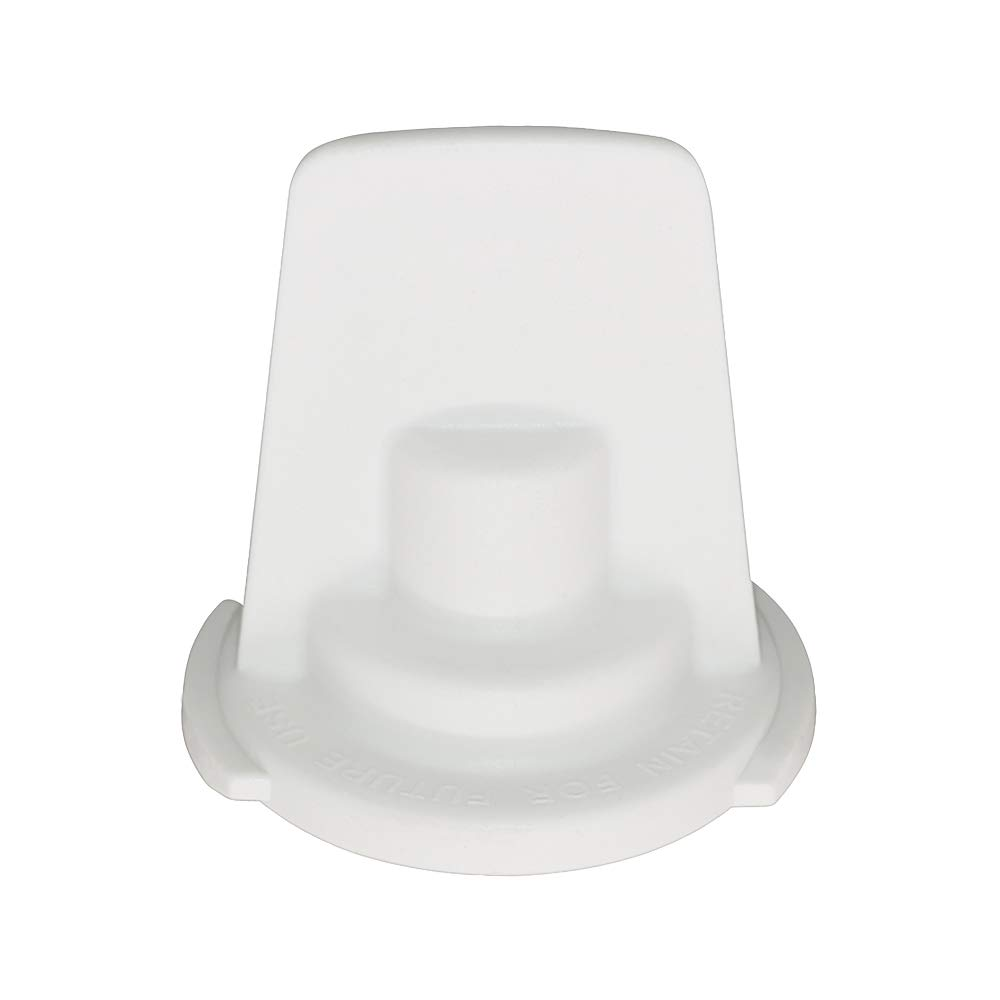 Refrigerators Water Filter Bypass Cap Plastic Plug WR02X11705 Replacement for General Electric 1038637,AP3425999