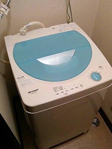 シャープ SHARP 全自動電気洗濯機  洗濯容量 4.5kg ES-FL45 B01DZ7A12G