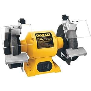 DEWALT DW756 6-Inch Bench Grinder