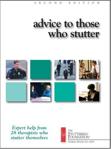 Advice to Those Who Stutter ebook
