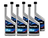 Chevron 9280-6PK Techron Fuel Injector Cleaner - 20 oz. (Pack of 6)