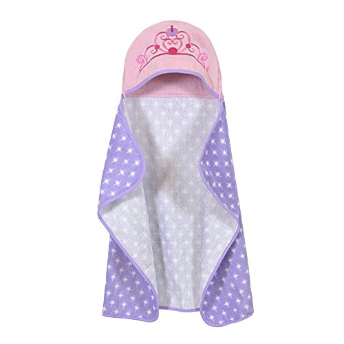 Disney Baby Princess Hooded Towel, Pink for sale  Delivered anywhere in USA