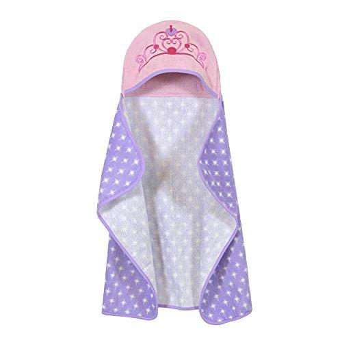 Disney Baby Princess Hooded Towel, Pink