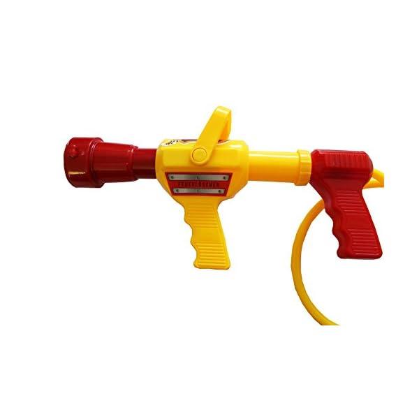 Idena 8040009 - Pistola ad Acqua, con Serbatoio a Forma di estintore, ca. 40 cm 3 spesavip