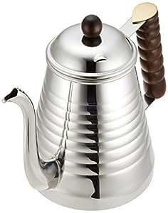 Kalita Tea Coffee Kettle Wave Pot 1L by Kalita (Carita)
