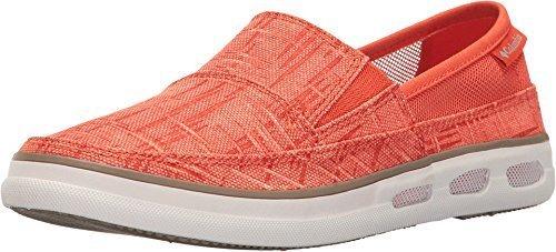 Columbia Women's Vulc N Vent Slip Outdoor Zing/Iceberg Athletic Shoe