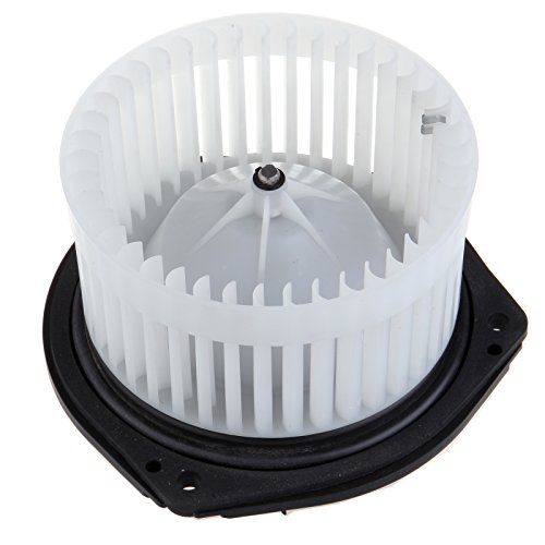 Deville Blower Cadillac Motor (OCPTY A/C Heater Blower Motor ABS w/Fan Cage Air Conditioning HVAC for 2002-2005 Buick LeSabre/2002-2005 Cadillac DeVille/2003-2004 Cadillac Seville/2002-2003 Oldsmobile Aurora)