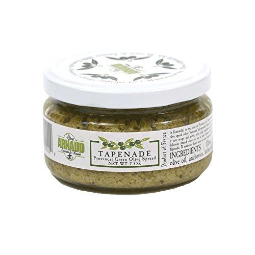 ARNAUD Green Olive Tapenade, 7 OZ by Arnaud