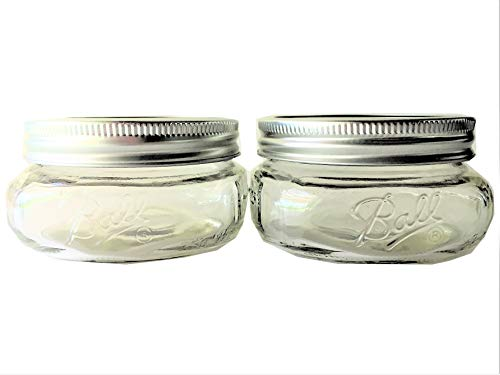 Mason Ball Jar-8 oz. Wide Mouth