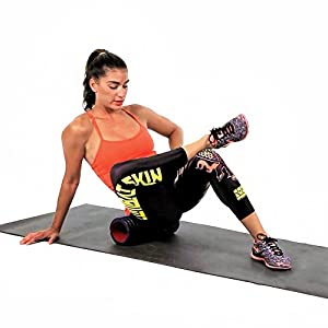 Epitomie Fitness Full Body Foam Rolling DVD - Exercises & Training Videos On How To Use Foam Rollers For Self-Myofascial Relief, Recovery & Core Strengthening (NTSC Version) by Epitomie Fitness