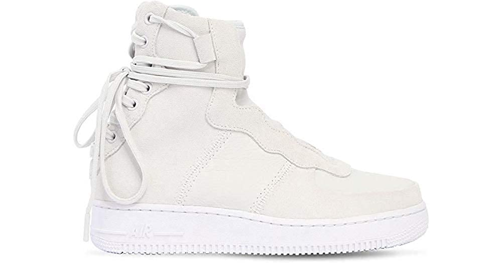 12d3a03f2aa Amazon.com | Nike Women's AF1 Rebel XX Fashion Sneaker Off White/Light  Silver AO1525 100 | Fashion Sneakers