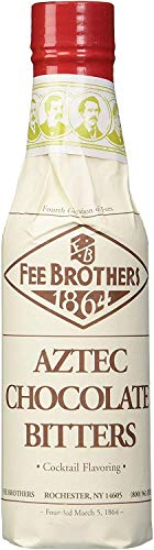 Fee Brothers Aztec Chocolate Cocktail Bitters 5o - PACK OF 4