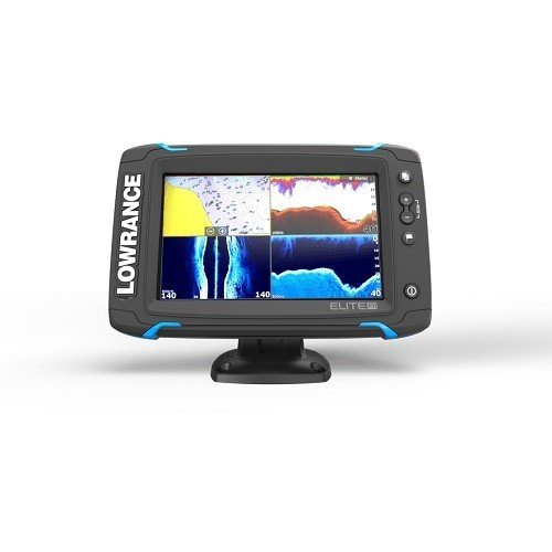 LOWRANCE Elite-7 TotalScan C-MAP Insight Pro (Lowrance Marine Maps)