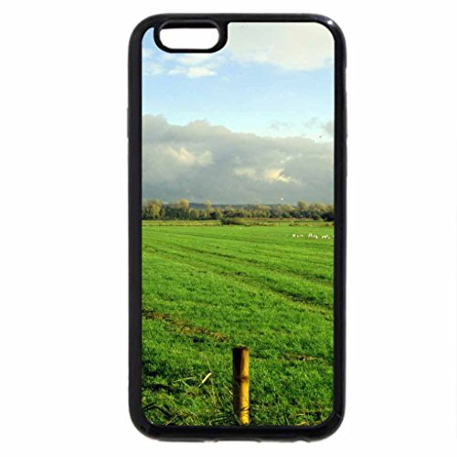 iPhone 6S / iPhone 6 Case (Black) Countryside