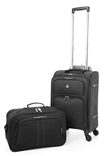 Lightweight Carry On Suitcase - 5