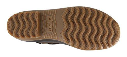 Scarpa Da Uomo Decoy Boot Cerata Tela Impermeabile Tan