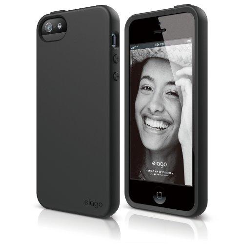 iPhone case elago Flex Black