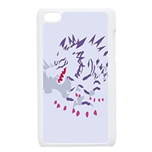 iPod Touch 4 Phone Case White Digimon UYUI6811325