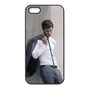 iPhone 5 5s Cell Phone Case Black Jamie Dornan PFE Cell Phone Case Unique Design