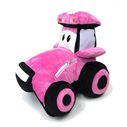Pink Tractor (Case IH Tractor PINK Pillow)