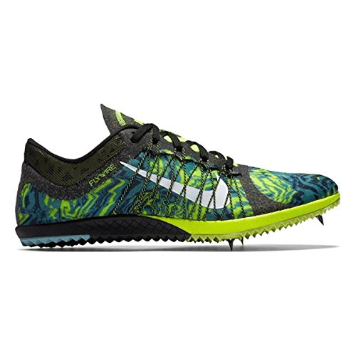 Nike Zoom Victory XC 3 Cross Country Distance Spikes Shoes Green Blue Black  Size Mens 12 6a37d8e25