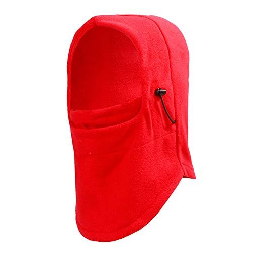 Taykoo Winter Heavyweight Balaclava Outdoor Sports Mask,Windproof Ski Face Mask,Winter Warmer Protective Headgear Wind Resistant Cap,Balaclava Hood for Men Women