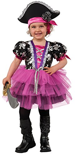 Rubie's Costume Co Pirate Princess Child's Costume, Small -