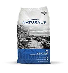 Made with the highest quality ingredients, Diamond Naturals provides complete, holistic nutrition for every pet. Each Diamond Naturals dry formula is enhanced with superfoods and guaranteed probiotics, for optimal nutrition and digestive support. Bee...