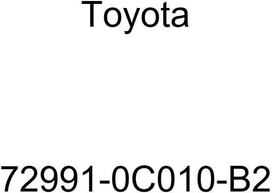 Toyota Genuine 72991-0C010-B2 Seat Cushion Cover