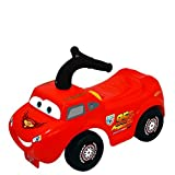 Kiddieland Toys Limited Disney Light N' Sound Activity McQueen Racer Ride On by Kiddieland Toys Limited